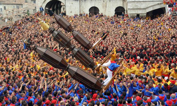 Festa dei Ceri - Gubbio